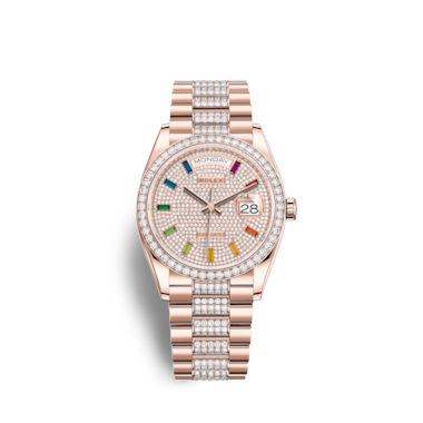"Rolex - <span style=""white-space: nowrap;"">Day-Date 36</span>"