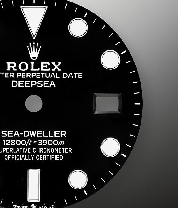 Rolex - Rolex Deepsea