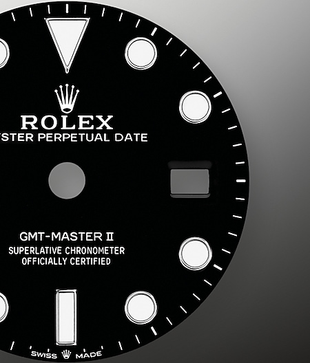 Rolex - GMT-मास्टर II