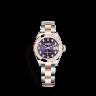 Rolex - लेडी-डेटजस्ट