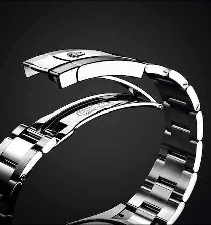 Watchmaking Oyster Clasp