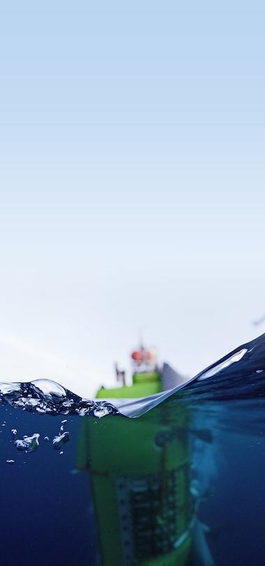 ปี 2012 - จุดที่ลึกที่สุดในโลก