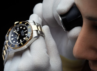 The Rolex Expertise