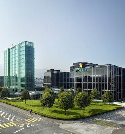 Watchmaking Rolex Headquarters