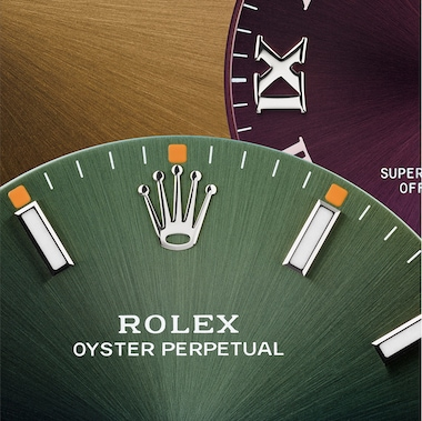 Watchmaking Dial finishing