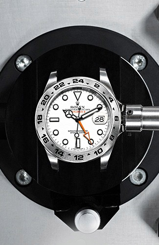 Watchmaking - Tested to extremes