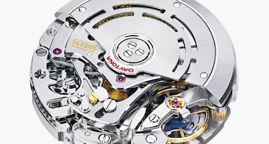 Perpetual, mechanical chronograph, self-winding
