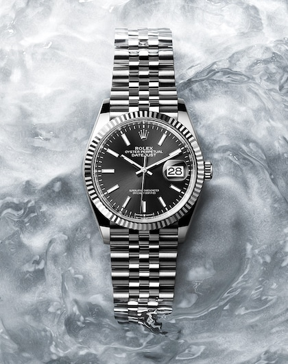 New Datejust banner