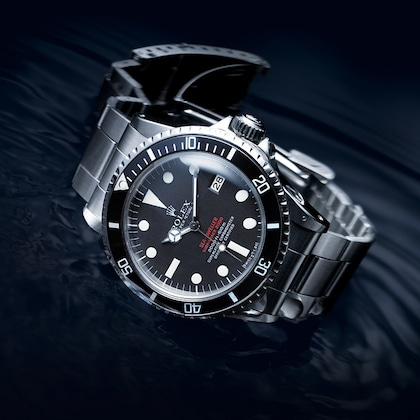 The watch for sea dwellers