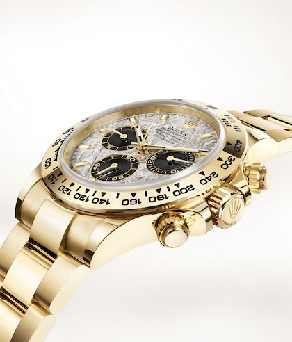 Cosmograph Daytona Yellow gold