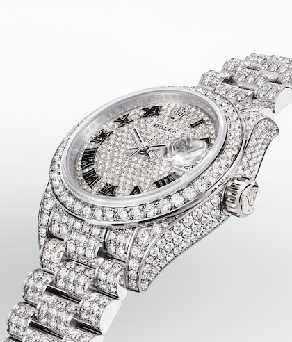 Lady-Datejust white gold