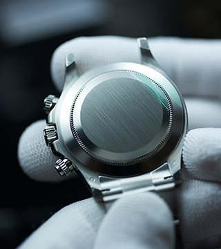 Het onderhoud van uw Rolex