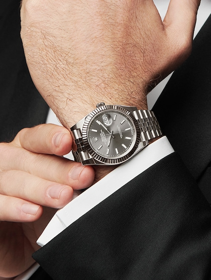 Buying a Rolex watch Tuned to you