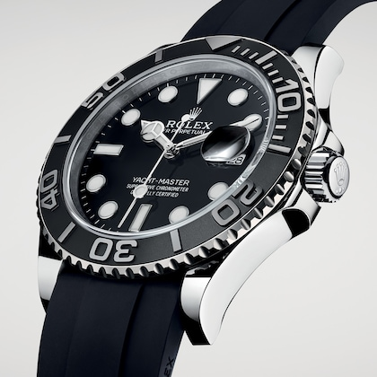 Yacht-Master 42 front-facing