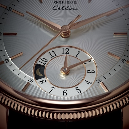 Cellini Dual Time beauty