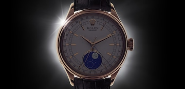 Cellini Moonphase in ombra