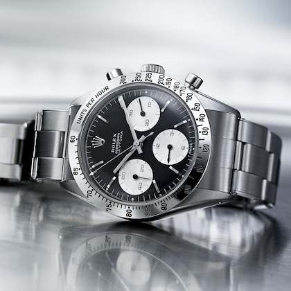 1963 – Launch of the Cosmograph Daytona