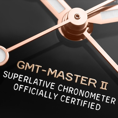 GMT-Master II, COSC