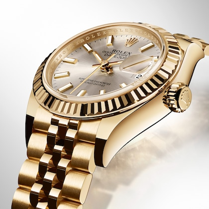 Lady Datejust features