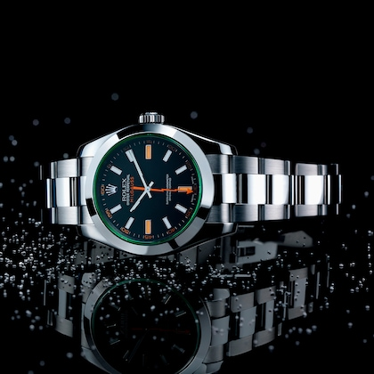Milgauss beauty