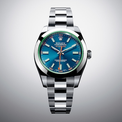 Milgauss beauty front