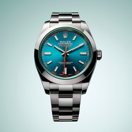 Milgauss Beauty shot