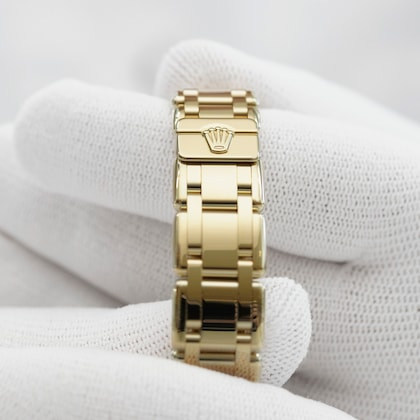 Pearlmaster金錶帶