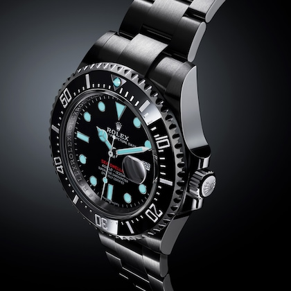 Sea-Dweller chromalight