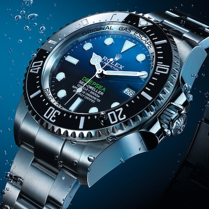 Sea-Dweller beauty