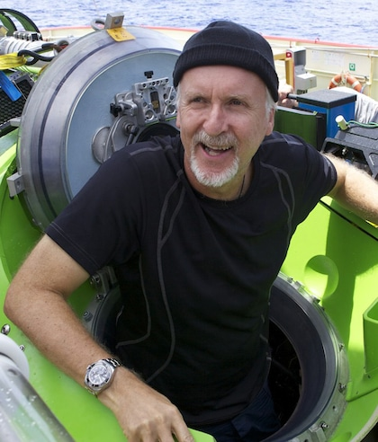 Sea-Dweller James Cameron