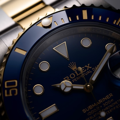 Submariner bezel