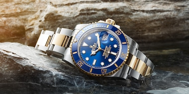 Submariner rock beauty