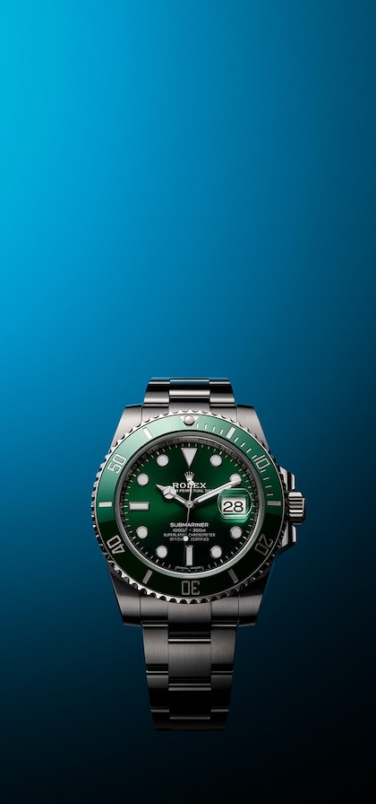 Submariner frontfacing