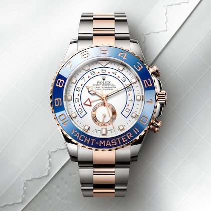 Yacht-Master Rolesor