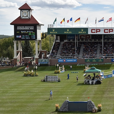 CSIO SPRUCE MEADOWS 'MASTERS'