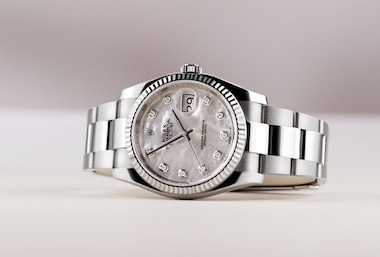 ERTAS Angelique Kerber Oyster Perpetual Datejust 36 model