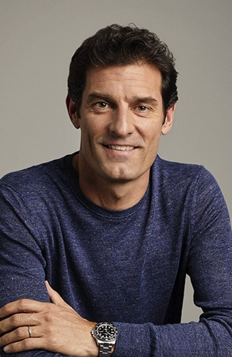 ERTAS Mark Webber