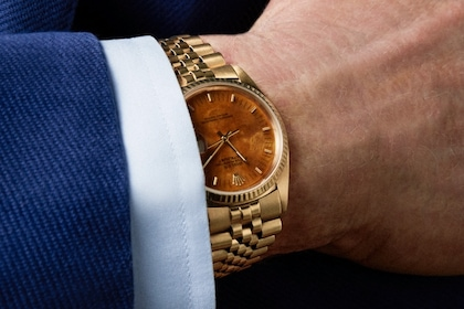 ERTAS Rod Laver Oyster Perpetual Datejust
