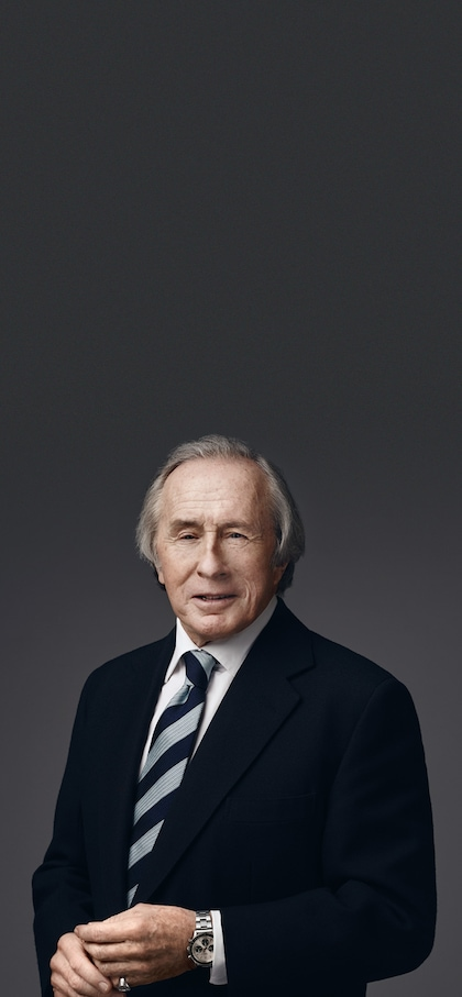 ERTAS Sir Jackie Stewart quote