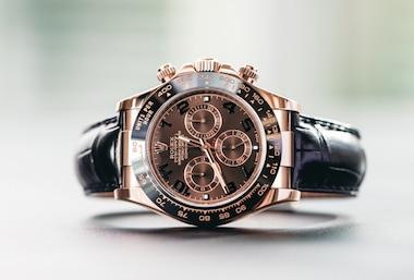 Todo Rolex conta uma história Steve Guerdat modelo Cosmograph Daytona