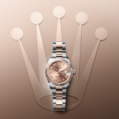 The Evian Championship Datejust 31
