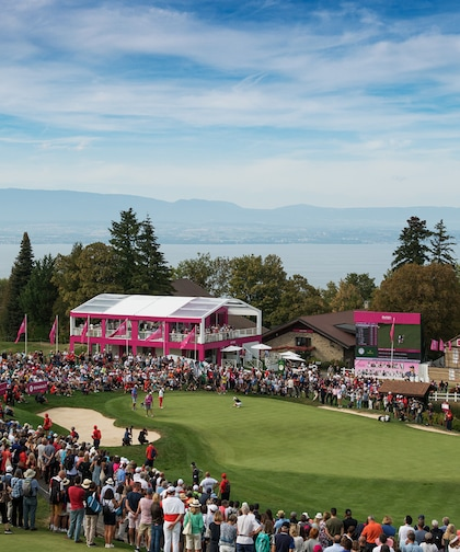 Cover The Evian Championship