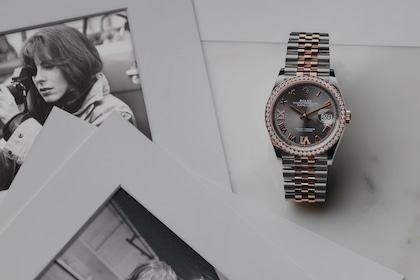 Rolex and Cinema Kathryn Bigelow Datejust 36