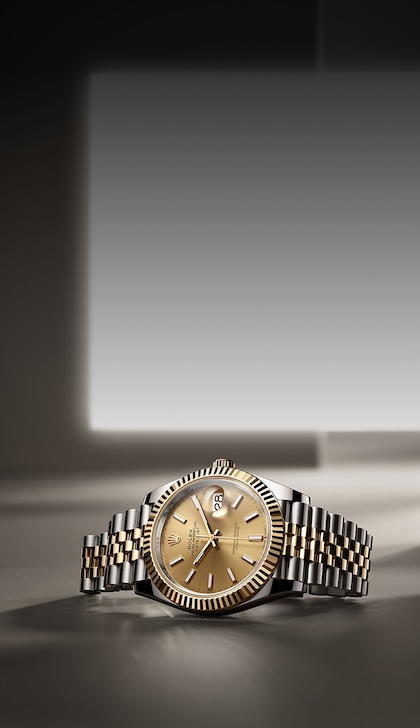 Rolex and Cinema Datejust 41