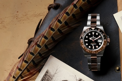 Rolex and Cinema Alejandro G. Iñárritu GMT-Master II