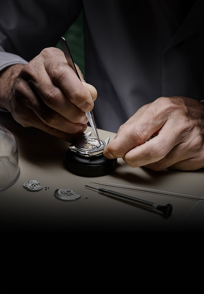 Artesãos Rolex