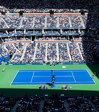 Dunia Rolex US Open
