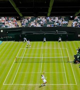 Le monde de Rolex Wimbledon