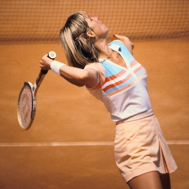 Roland-Garros – Chris Evert
